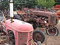 Collection de tracteurs antiques, à St-Germain-de-Kamouraska, Bas Saint-Laurent, Qc - panoramio.jpg