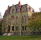 College Hall, University of Pennsylvaniahttps://zh.wikipedia.org/wiki/%E8%B2%BB%E5%9F%8E