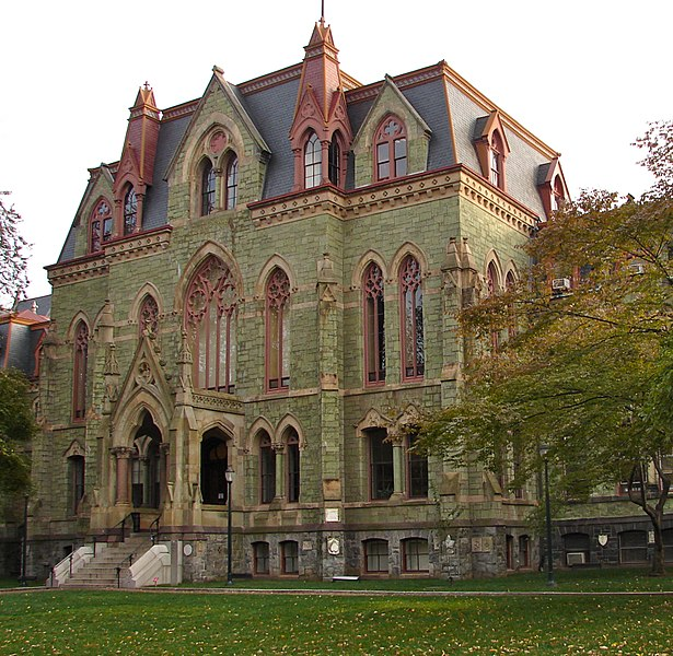 File:College Hall, University of Pennsylvania, 2010.jpg