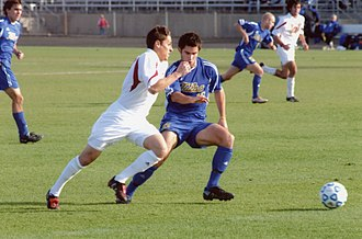 Indiana Hoosiers - Indiana men's soccer faces the University of Tulsa in 2004