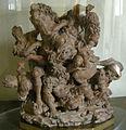 Collezione loeser, gruppo di guerrieri 1 di giovan francesco rustici 02.JPG