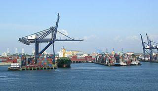 Lists of ports Wikipedia list article