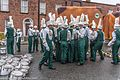Colorado State University Marching Band, Colorado, USA - Getting Ready For The 2013 Patrick's Day Parade (8565851863).jpg