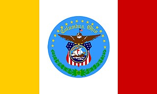 Flag of Columbus, Ohio Official flag of the capital of Ohio