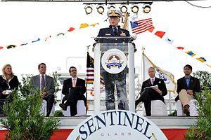 Commandant Papp speaks at the dedication ceremony.....jpeg