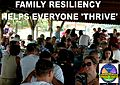 Committed to caring in CAF, Family resiliency helps everyone to 'thrive' 110506-F-OK556-001.jpg