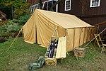 Communications tent - Battle for the Airfield, 2017 - Collings Foundation - Massachusetts - DSC06941.jpg