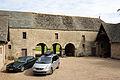 Communs du château de Tocqueville, Tocqueville, France-2.jpg