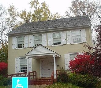 Concordville, Pennsylvania - Concordville Historic District