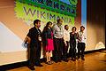 Conferencia de prensa, Wikimania 2013, Hong Kong, 2013-08-10, DD 03.JPG