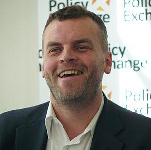 Tim Montgomerie - Tim Montgomerie in 2012