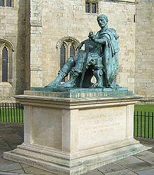 Konstantin den Store - Wikipedia, den frie encyklopædi