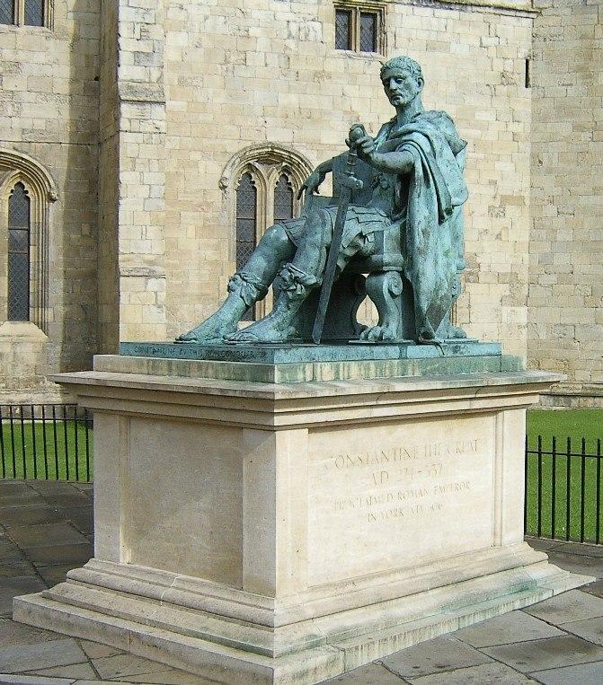 Constantine (272-337)