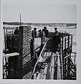Construction of the tower at Tarvaspää in 1912 (34989855956).jpg