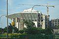 Convention Centre Under Construction - HIDCO - Rajarhat 2016-07-30 5542.JPG