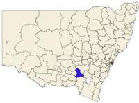 Cootamundra Gundagai LGA in NSW.png