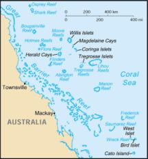 Коралови острови