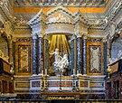 Cornaro chapel in Santa Maria della Vittoria in Rome HDR.jpg