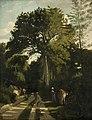 Corot - Forest Path, Ville d'Avray, 1823 - 1825.jpg