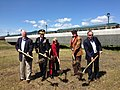 Corps joins Rep. Mike Thompson, Napa officials to break ground on new dry bypass (13703179085).jpg