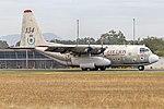 Coulson Aviation (N130CG) Lockheed EC-130Q Hercules at Albury Airport.jpg