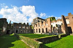 Villers-la-Ville - Ruins of Villers Abbey