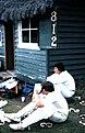 Cricket pavilion, Balmoral - geograph.org.uk - 859448.jpg