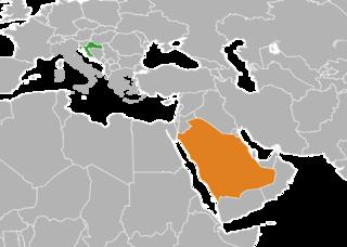 Diplomatic relations between the Republic of Croatia and the Kingdom of Saudi Arabia