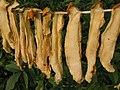 Cucumis melo - Диня - Вялення на сонці.jpg