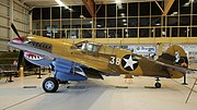Curtiss-Wright Kittyhawk Mk.Ia '38 - Hold'n My Own' (N95JB) (03267293484).jpg