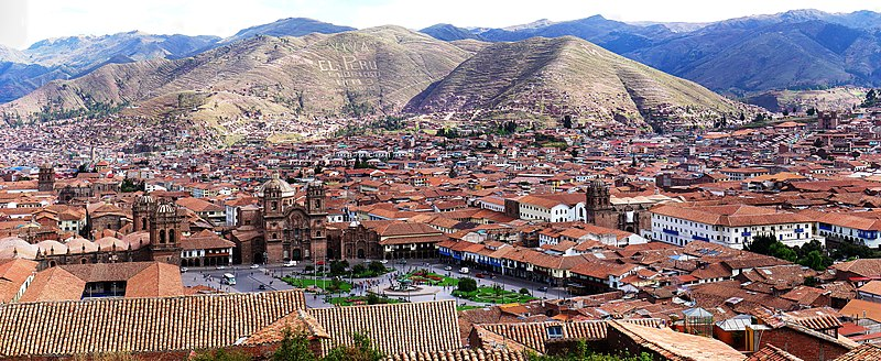 Vista de Cusco