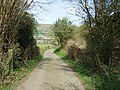 Cwmnofydd Lane, Machen Forge Trail - geograph.org.uk - 1238266.jpg