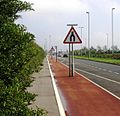 Cycle Track - geograph.org.uk - 283652.jpg