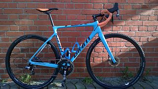Cyclo-cross bicycle