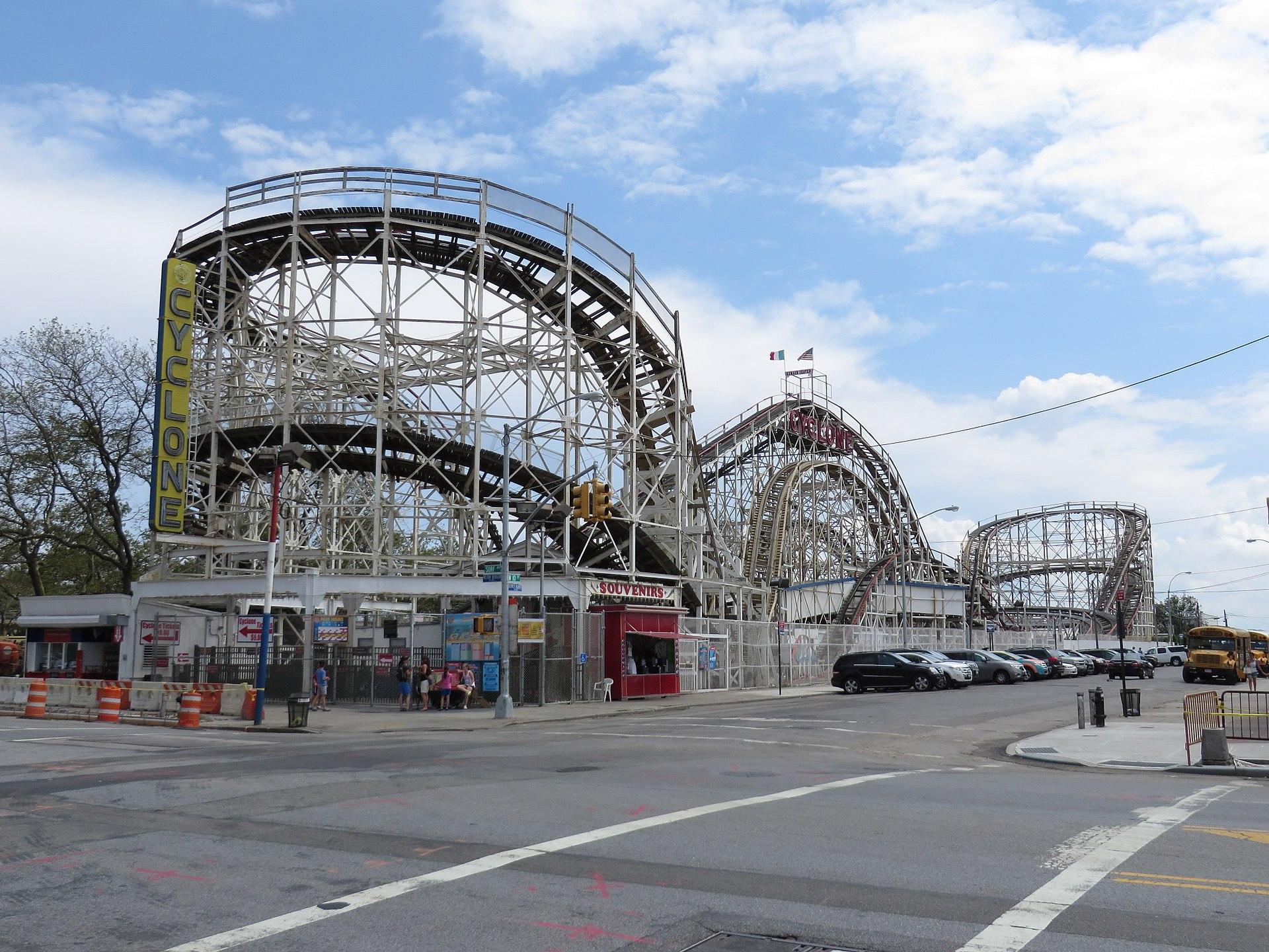 Hour National Coney Island