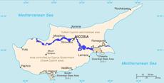Cyprus BufferZoneInBlue