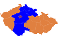 Czech parliamentary election 2010 - regions - winner.png