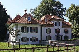 Givisiez - D'Affry Mansion