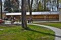 Dřevěný kulečník v klášterní zahradě - panoramio.jpg