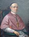 D. Júlio Francisco de Oliveira, Bispo de Viseu (1871) - António José Pereira (Seminário Maior de Viseu).png