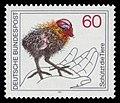 DBP 1981 1102 Tierschutz Bläßhuhn Küken.jpg