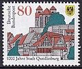 DBP 1994 1000 Jahre Stadt Quedlinburg.jpg