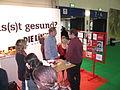 DIE LINKE auf der Internationalen Grünen Woche 2012 (6748719763).jpg