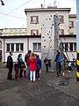 DOD vozovna Strašnice, lezecká stěna (01).jpg