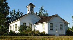 Old Damascus schoolhouse
