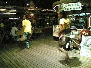 Funaná - Female funaná dancers.