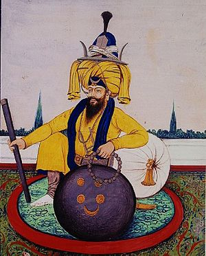 Jathedar of Akal Takht - Image: Darbara Singh
