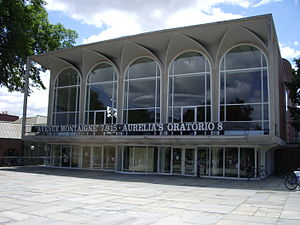 Hopkins Center for the Arts - The Hopkins Center