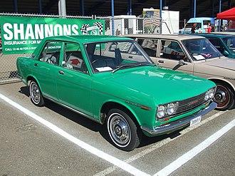 Datsun 510 - Image: Datsun 1600 (14951295867)