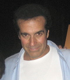 David Copperfield (mágico)